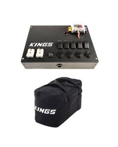 Adventure Kings 12V Control Box + 40L Duffle Bag