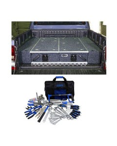 1300mm Titan Drawer System Suitable for Utes + Wings For 1300mm Titan Drawers + Tool Kit - Ultimate Bush Mechanic
