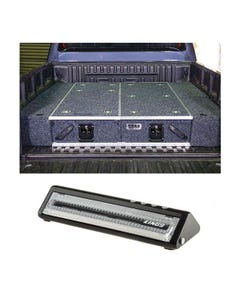 1300mm Titan Drawer System Suitable for Utes + Wings For 1300mm Titan Drawers + Vacuum Sealer