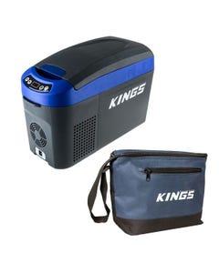 15L Centre Console Fridge/Freezer + Cooler Bag