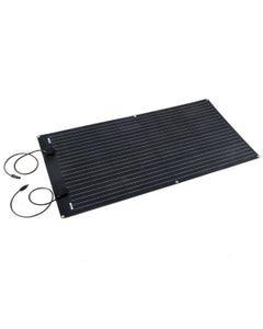 Kings 160W Semi-Flexible Solar Panel | 8.75A Output | IP67 | Grade A cells | PET