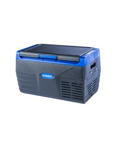 Kings 20L Portable Fridge/Freezer   12v/24v/240v   -18c to +10c   Low power draw
