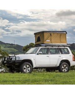 Kings Kwiky MKII Hard Shell Rooftop Tent | 2min Setup | 100% Waterproof | 50mm Mattress