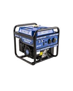 Adventure Kings 3.0kVA Inverter Generator | 3000W Continuous Power Rating | 3300W Peak Power Rating | 2yr Warranty