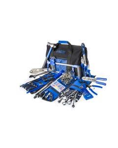 Big Daddy Bush Mechanic Tool Kit | 174 Pieces | Spanners, Sockets, Pliers & More | Inc. Spares & Storage Bag | Adventure Kings