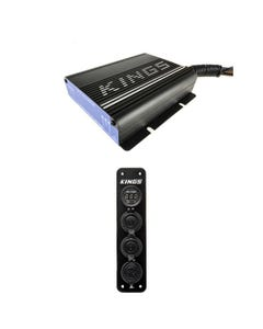 Adventure Kings 20AMP DC-DC Charger + Adventure Kings 12V Accessory Panel