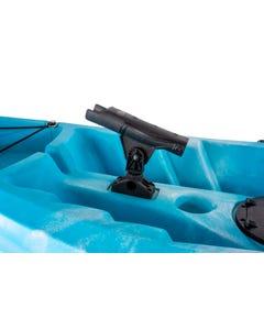 Kings 360° Swivelling Kayak Rod Holder | Middle Mount | To Suit Adventure Kings 2.85m and 3.7m Kayaks