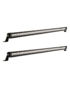 "2x Kings 40"" LETHAL MKIII Slim Line LED Light Bar"