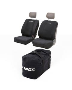 Kings Heavy-Duty Duffle Bag + Adventure Kings Neoprene Seat Covers