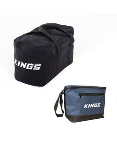 Heavy-Duty Duffle Bag + Kings 8L Cooler Bag