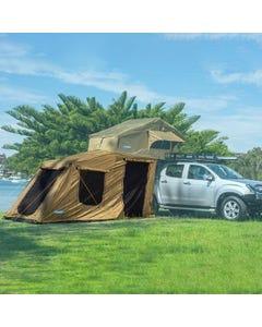 6-man Annex for Roof Top Tent | Fully Waterproof | Adventure Kings