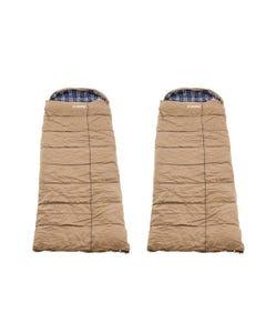 2x Adventure Kings Premium Sleeping bag -5°C to 5°C Degrees Celsius - Left and Right Zipper