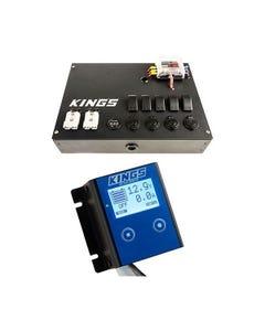 Adventure Kings 12V Control Box + 12V Battery Monitor