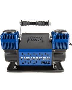 Kings Thumper Max Dual Air Compressor MkII | 300L/min | 12v | 8m hose
