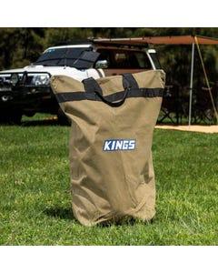 Kings Doona/Pillow 400GSM Canvas Bag | Storage | Organisation | Heavy-duty