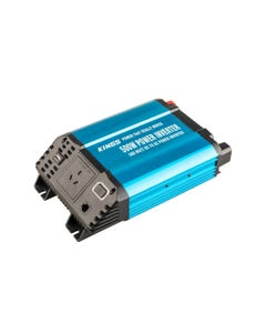 Kings 500W Pure Sine Wave Inverter | Remote Compatible | Incl. wiring