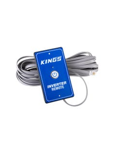 Kings Inverter Remote Switch | LED Indicator lights | For Kings Pure Sine Wave Inverters