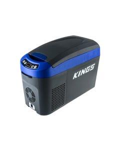 Kings 15L 12v Centre Console Fridge/Freezer | 12v/24v  | SECOP Compressor | -18c to +10c