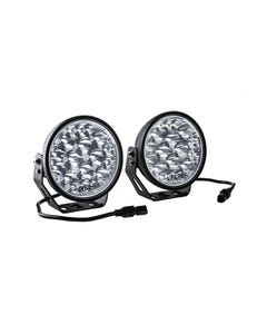 """Kings Domin8r Xtreme 7"""" LED Driving Lights (Pair) 
