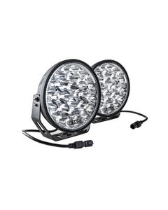 """Kings Domin8r Xtreme 9"""" LED Driving Lights (Pair) 