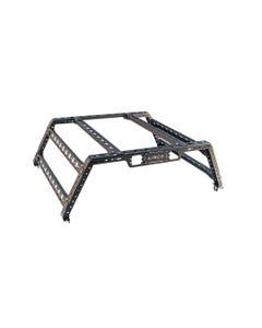 Kings Universal Ute Tub Rack | 3mm Zinc Powdercoated Steel | Adjustable Height & Width | Easy DIY Install