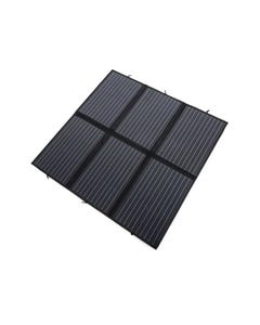 Kings 200W Solar Blanket | 20A MPPT Regulator | Up to 16A Output | Grade A cells | Incl Cable, Clips & Bag