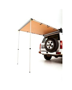 Kings 1.4 x 2m Rear Awning | Waterproof | UPF50+