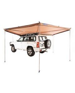 Kings 270° Wing Awning | 11sqm Sheltered Area | 1min Setup | Waterproof, UPF50+ ripstop