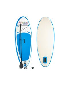 Kids Inflatable Stand-Up Paddle Board | 6ft 10in | HUGE 70kg rating | Inc.paddle