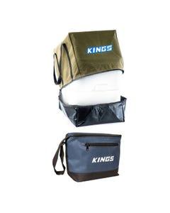 Adventure Kings Camping Toilet Bag + Kings 8L Cooler Bag
