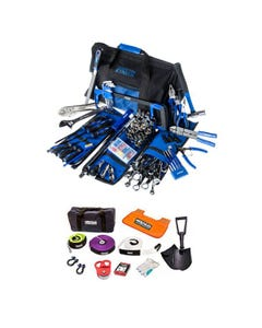 Big Daddy Bush Mechanic Toolkit + Hercules Complete Recovery Kit