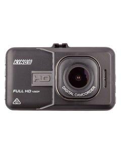High-Def Dash Camera   1080P   150° View   Loop Recording   Adventure Kings