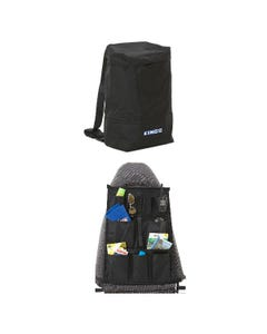 Dirty Gear Bag + Car Seat Organiser