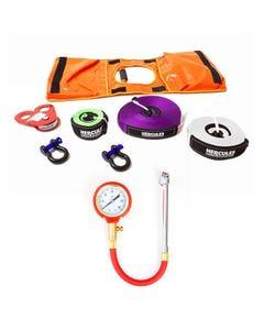 Hercules Essential Recovery Kit + Tyre Gauge