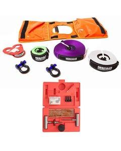 Hercules Essential Recovery Kit + Tyre Repair Kit