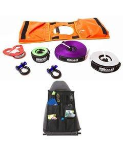 Hercules Essential Recovery Kit + Car Seat Organiser