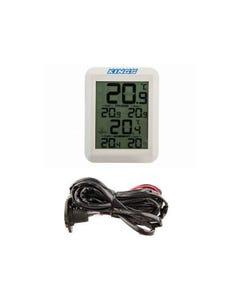 Adventure Kings 12V Fridge Wiring Kit + Wireless Fridge Thermometer