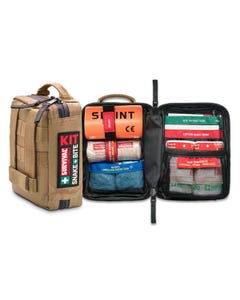 Survival Snake Bite First-Aid Kit | Essential Safety For The Home or Vehicle