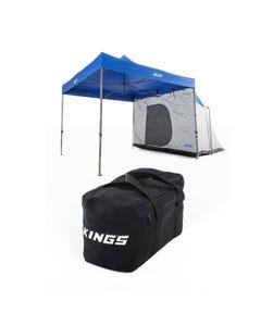 Adventure Kings Gazebo Hub + 40L Duffle Bag