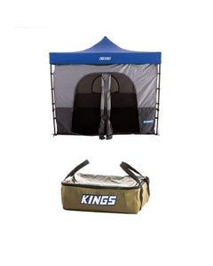Adventure Kings Gazebo Tent + Clear Top Canvas Bag