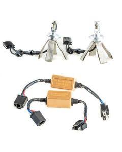 LED Headlight Kit Suitable for Nissan Navara - NP300 - 2015 onwards
