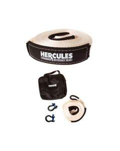 Hercules 8000kg Snatch Strap + Snatch Strap Kit