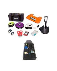 Hercules Complete Recovery Kit + Car Seat Organiser