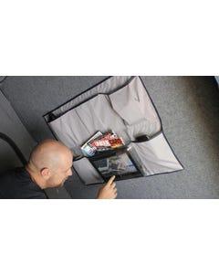 Grand Tourer Alloy Rooftop Tent Internal Storage Pocket