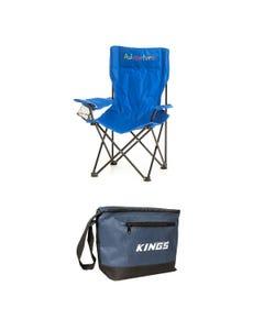 Adventure Kids Camping Chair + Adventure Kings Cooler Bag