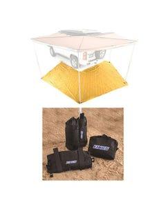 King Wing Mesh Floor + Awning Sand Bag Kit (pair)