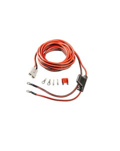 Kings 50A Wiring Kit | Quick Connect Anderson Compatible Plug | Includes terminals and in line fuse