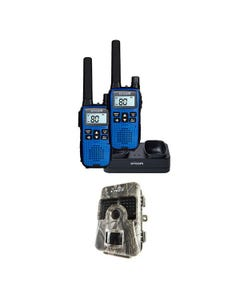 Oricom Handheld UHF CB Radio Twin Pack - UHF2190 + Adventure Kings Trail/Game Camera