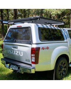 Kings DIY Aluminium Platform Roofrack   Custom-Fit To Your Ute Canopy or Trailer   Ultra-Strong