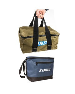 Adventure Kings Canvas Recovery Bag + Cooler Bag